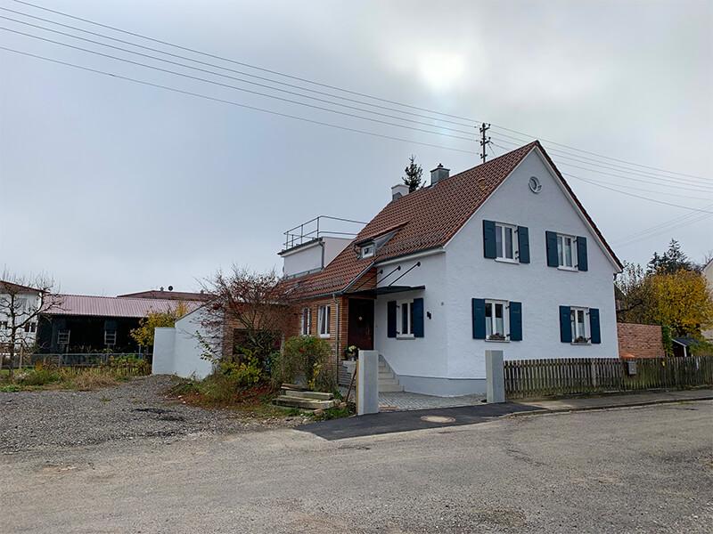 1930er-Jahre Haus