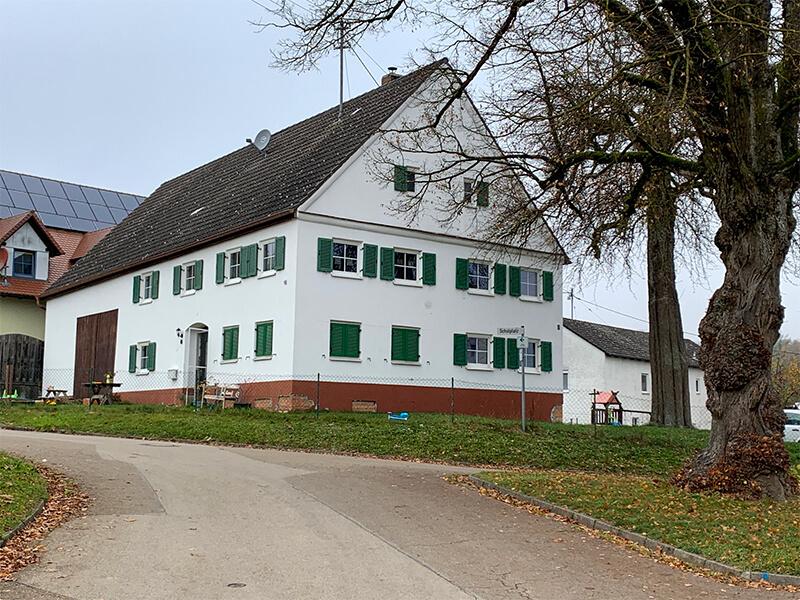 Ehemaliges Landwirtschafstgebäude